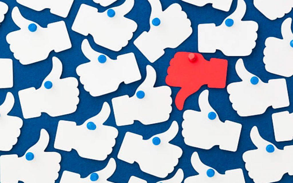 Los 10 errores que no debes cometer en redes sociales